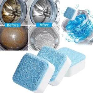 Harga tablet pembersih mesin cuci terbaik original tablet washing   HARGALOKA.COM