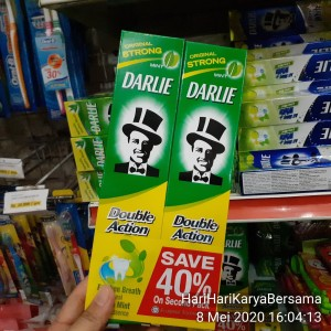 Harga darlie double action original save pack 2 39 s x   HARGALOKA.COM