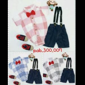 Harga square tuxedo jumper jumper bayi laki laki murah baju bayi | HARGALOKA.COM