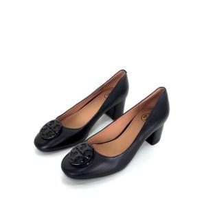 Harga sepatu tory burch heels pump size 35 36 37 38 39 black   HARGALOKA.COM
