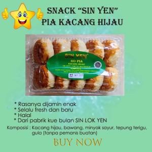 Harga snack pia sin yen kacang | HARGALOKA.COM