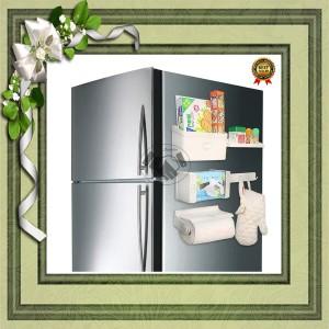 Harga kulkas organizer rak refrigerator organizer white | HARGALOKA.COM
