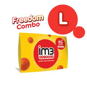 Harga im3 ooredoo starter pack prabayar   freedom | HARGALOKA.COM
