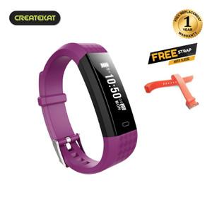 Harga createkat smartwatch pedometer langkah smart band katfit classic   | HARGALOKA.COM