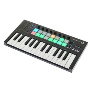 Harga novation launchkey mini mk3   portable usb midi controller for | HARGALOKA.COM