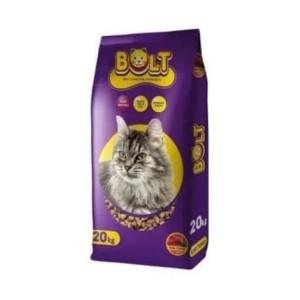 Harga makanan kucing bolt 20 kg khusus gojek   HARGALOKA.COM