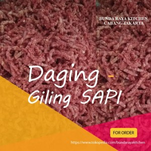 Harga daging giling sapi import aus us super packing 1 | HARGALOKA.COM