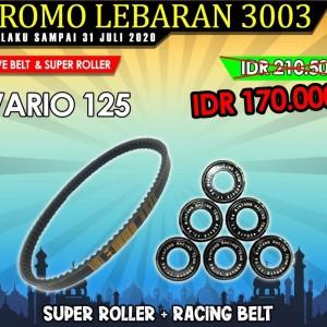 Katalog Drive Belt With Super Roller Brt Vario 125 Katalog.or.id
