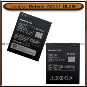 Harga baterai lenovo a850 a 850 a850 plus bl219 bl 219 original | HARGALOKA.COM