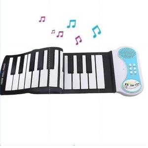 Harga piano flexibel piano portable music anak anak piano lipat   HARGALOKA.COM