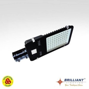 Harga lampu jalan led pju 70w kuning street lamp 70 watt warm white | HARGALOKA.COM