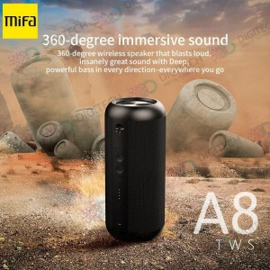 Harga mifa a8 tws bluetooth speaker 30w stereo sound ipx7 waterproof   | HARGALOKA.COM