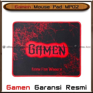 Harga mousepad mouse pad gamen mp02 black alas mini | HARGALOKA.COM