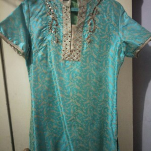 Harga baju wanita atasan pesta st yves   biru | HARGALOKA.COM