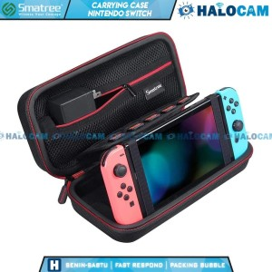 Harga case with stand for nintendo switch tas casing stand   smatree | HARGALOKA.COM