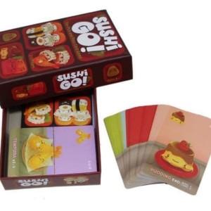 Harga sushi go party board game card game mainan   HARGALOKA.COM