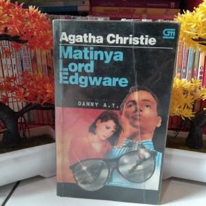 Harga novel terjemahan misteri agatha christie matinya lord   HARGALOKA.COM
