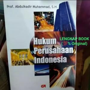 Harga hukum perusahaan indonesia oleh abdulkadir | HARGALOKA.COM