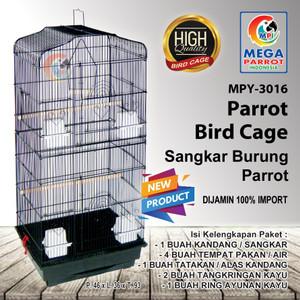 Harga kandang sangkar burung parrot mpy 3016   | HARGALOKA.COM