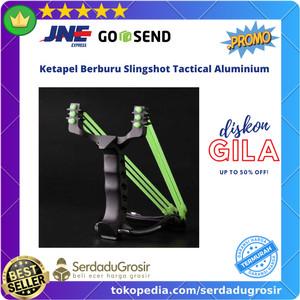 Harga ketapel berburu slingshot tactical aluminium   | HARGALOKA.COM