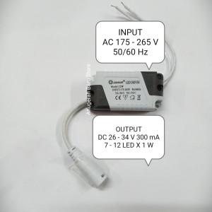 Harga Lampu Downlight Led 12 Watt Katalog.or.id