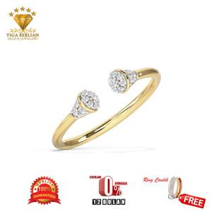 Harga cincin berlian vvsi tb5   HARGALOKA.COM