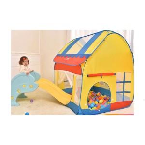 Harga tenda main anak rumah tenda kolam bola anak outdoor | HARGALOKA.COM