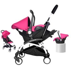 Harga stroller travelling 4in 1   car seat   ayunan   ultra light | HARGALOKA.COM