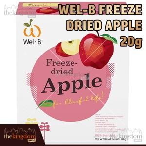Harga wel b freeze dried fruits apple 20g makanan apel snack | HARGALOKA.COM