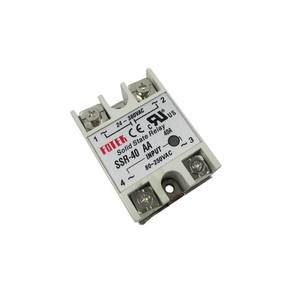 Harga Solid State Relay Ssr 25dd Dc Control Dc Single Phase Katalog.or.id