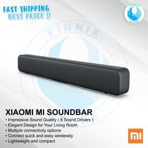 Harga xiaomi mi tv soundbar wired wireless bluetooth speaker 8 sound drivers   | HARGALOKA.COM
