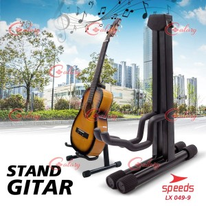 Harga alat musik stand gitar universal import stand bass model a | HARGALOKA.COM