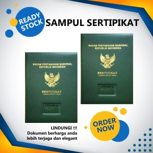 Harga sampul sertifikat | HARGALOKA.COM