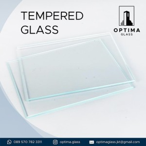 Harga kaca tempered 6mm pesanan2 pak anton di bekasi | HARGALOKA.COM