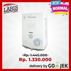 Harga Water Heater Gas Wasser Wh 506 A Katalog.or.id