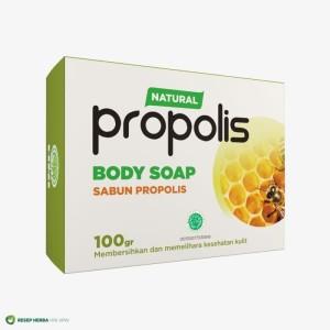 Harga ready sabun propolis hni hpai body | HARGALOKA.COM
