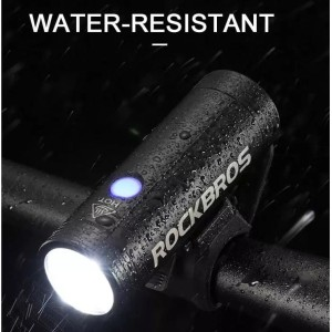 Harga rockbros led usb charge i lampu depan sepeda i lampu senter 400 | HARGALOKA.COM