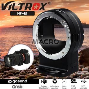 Harga viltrox nf e1 lensa mount adapter nikon lens to sony e mount   HARGALOKA.COM