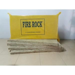 Harga rockwool lokal fire rock pengiriman via gosend dan | HARGALOKA.COM