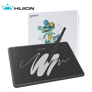 Harga huion h430p usb signature drawing tablet graphics pen osu | HARGALOKA.COM
