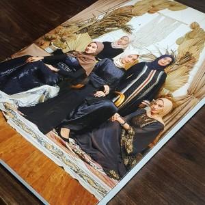 Harga cetak photo kanvas frameless ukuran 30 x 40 | HARGALOKA.COM