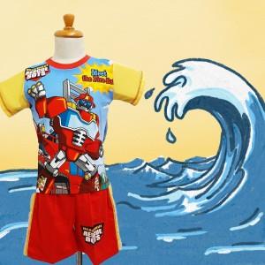 Harga baju tidur anak anne claire rescue bots st lgn pdk cln pdk   | HARGALOKA.COM