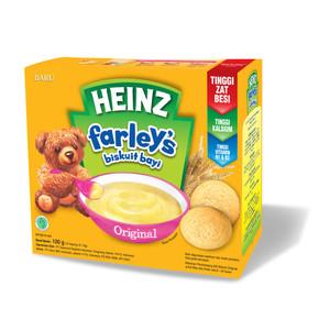 Harga heinz farley 39 s original 120 gr biskuit amp snack | HARGALOKA.COM