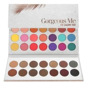 Harga beauty glazed eyeshadow palette 63 color gorgeous | HARGALOKA.COM