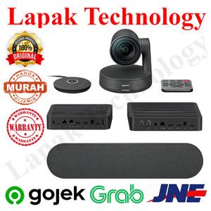 Harga logitech webcam rally system ultra hd   original   garansi resmi 2 | HARGALOKA.COM