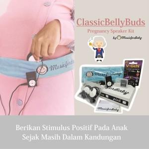Harga classic bellybuds pregnancy speaker kit by | HARGALOKA.COM