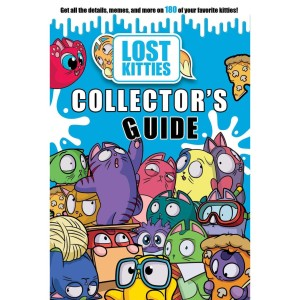 Harga buku import hasbro lost kitties collector 39 s | HARGALOKA.COM