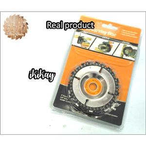 Harga Mata Potong Karbon Logam Carbon Cutting Disc 32mm Metal Mini Grinder Katalog.or.id
