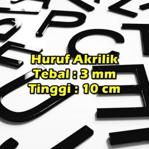 Harga Huruf Timbul Styrofoam Tebal 5cm Termasuk Cat Waterbase Sesuai Request Katalog.or.id