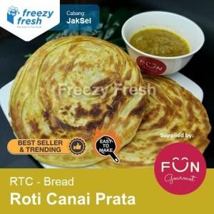 Harga roti canai cane roti maryam rtc   by fun gourmet best seller | HARGALOKA.COM